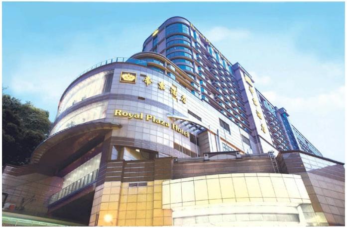 Royal Plaza Hotel Hong Kong Breakfast